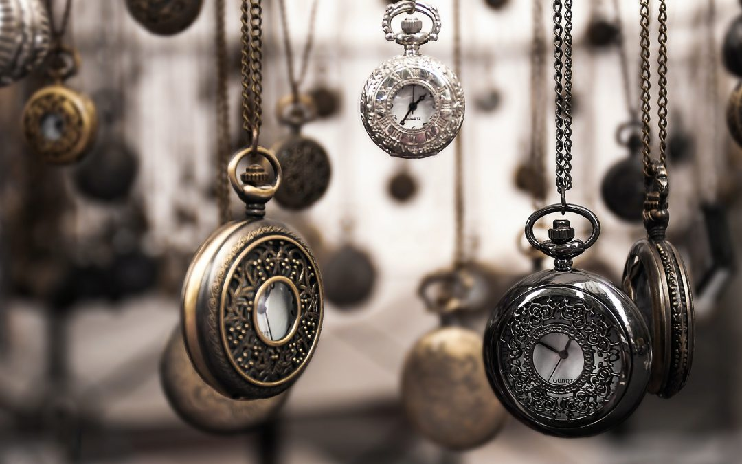 De onde você tira o tempo?